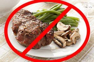 Вред острой и жареной пищи