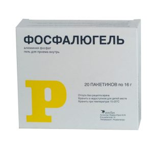 Препарат Фасфалюгель