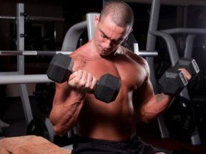 Тяжелые физические нагрузки