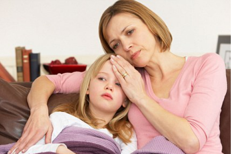 Свиной грипп у детей