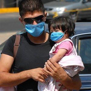 Механизм развития гриппа А (H1N1)