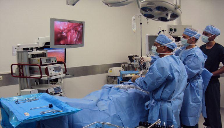 Хирургическое лечение эндометриоза яичников