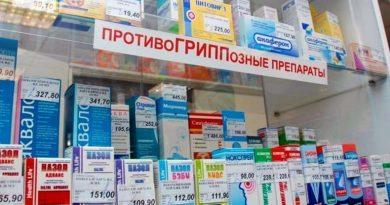 Противовирусные препараты при гриппе