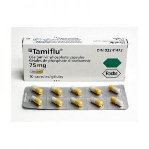 Препарат Тамифлю от гриппа