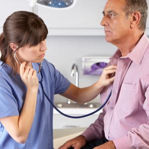 Общеклиническое обследование больного