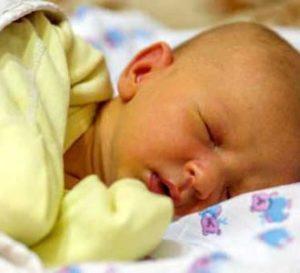Механическая желтуха новорожденных