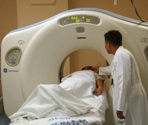 Диагностика остеохондроза грудного отдела