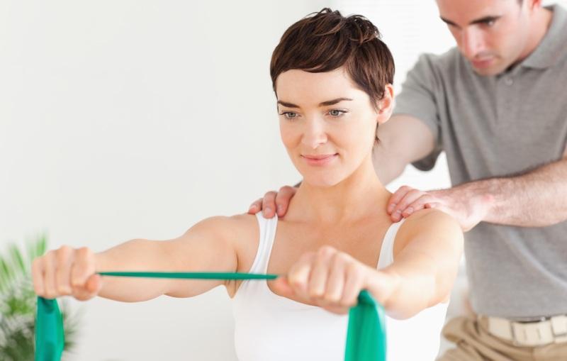 Лечебная гимнастика и физкультура при остеохондрозе