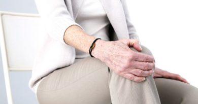Гонартроз первой степени коленного сустава