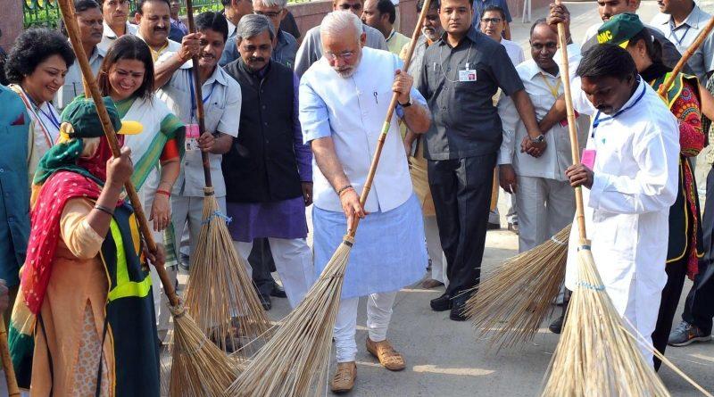 Индия на пути к очищению или как бороться с антисанитарией?