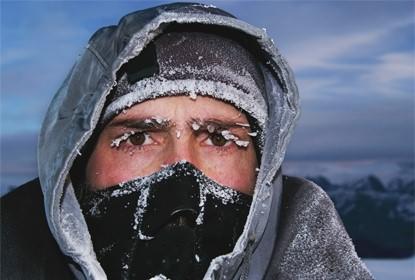 Причины аллергии на холод