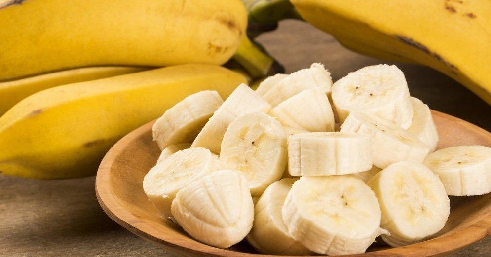 Употребление в пищу бананов