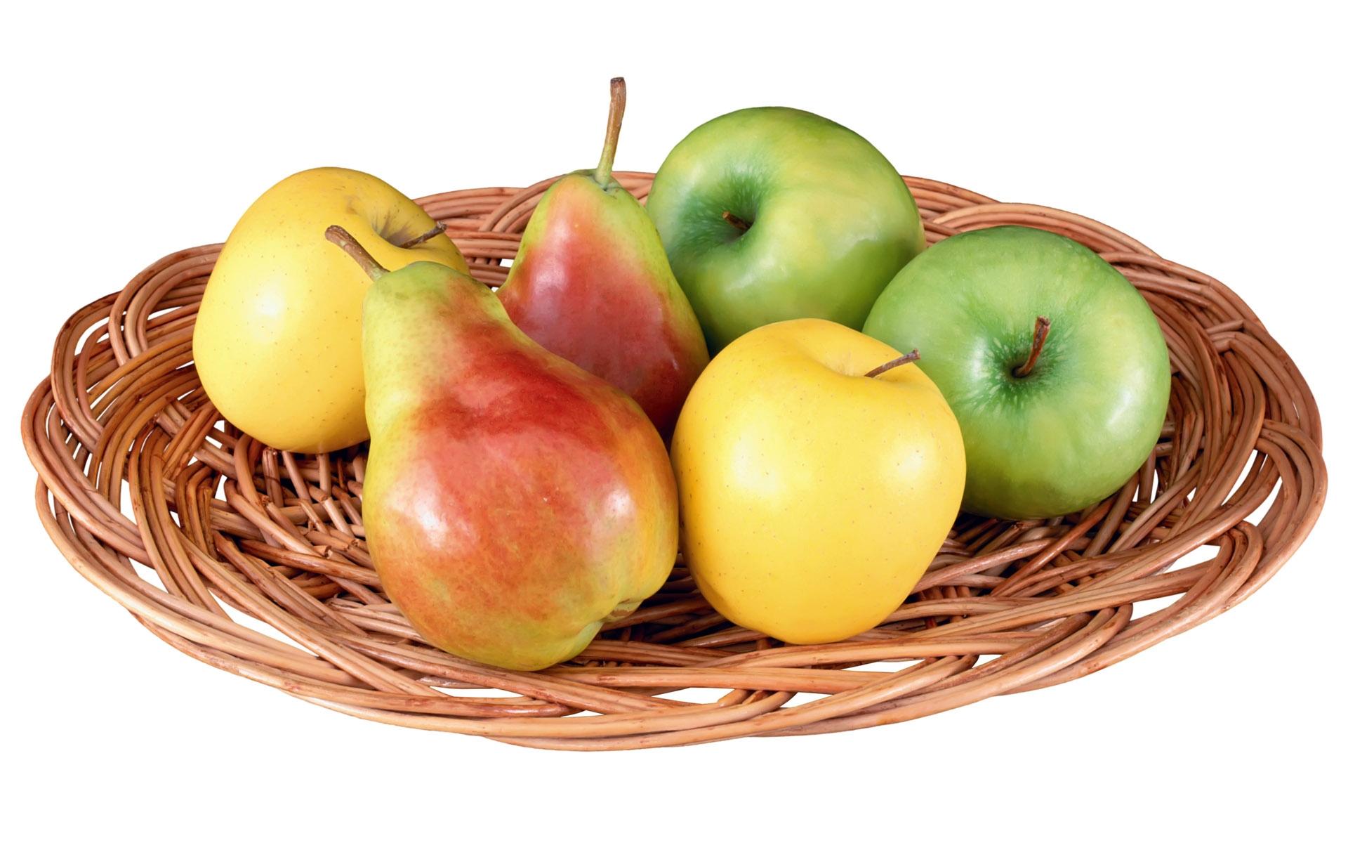 Аллергия на груши и яблоки