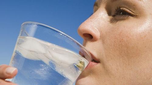 Охлажденная жидкость