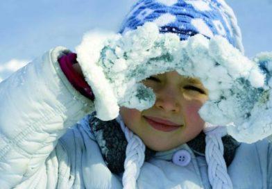 Что делать, если у ребенка обветрилось лицо, полезные советы