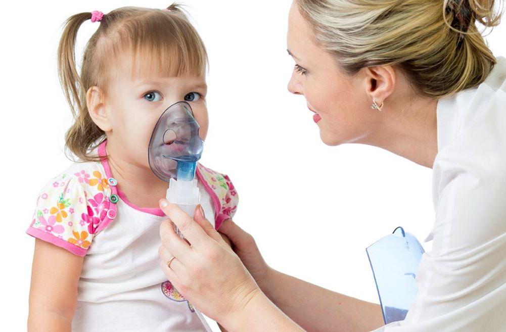 Детская ингаляция