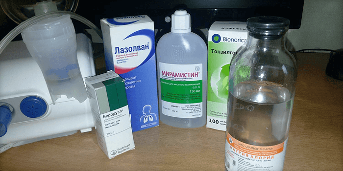 Препараты для ингаляции