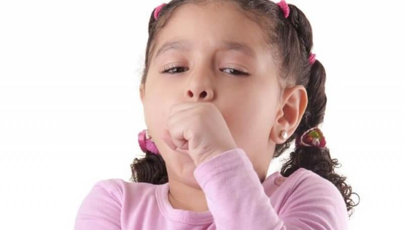 сухой кашель у ребенка без температуры
