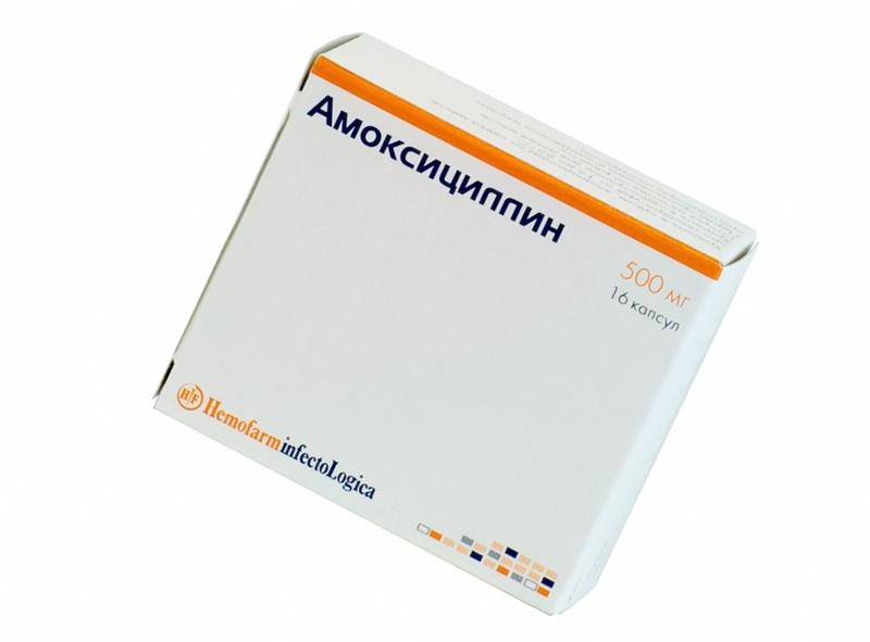 Лекарственные формы Амоксициллина при ангине