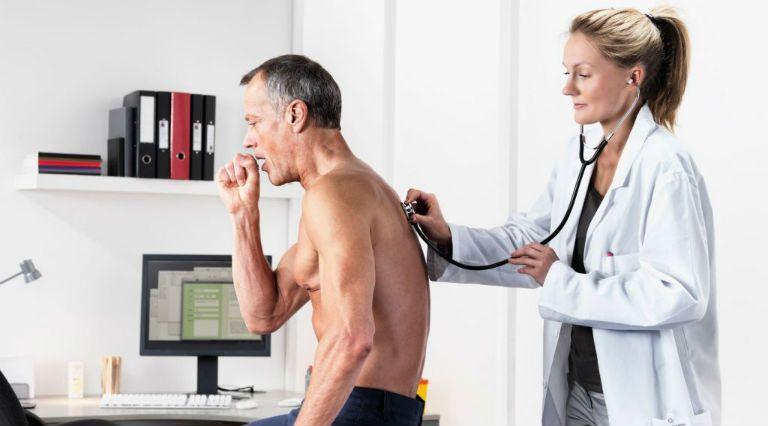 Симптомы альвеолита легких