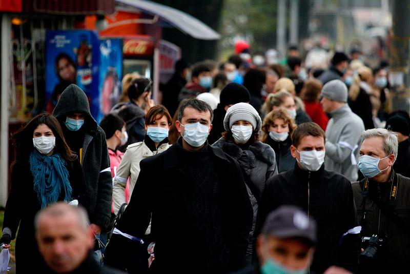Как не заразиться гриппом?