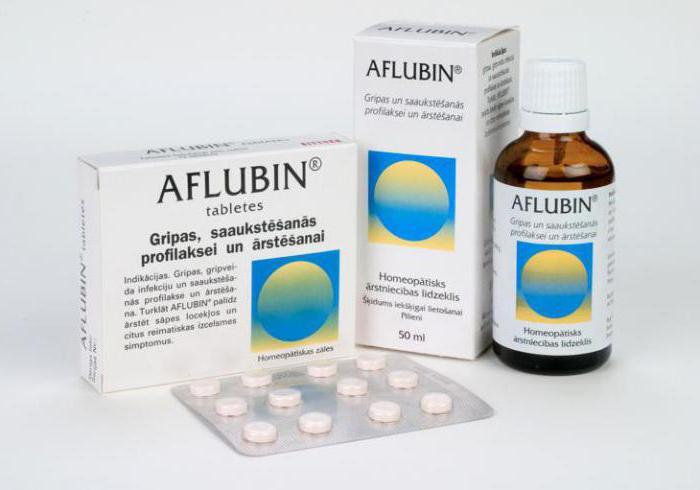 Гомеопатические антигриппозные препараты