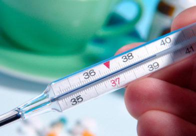 Как долго держится температура при ОРВИ?