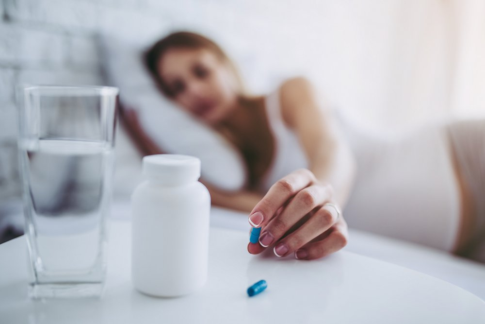 Лекарства при ОРВИ