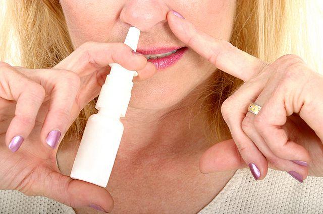 полидекса в нос спрей