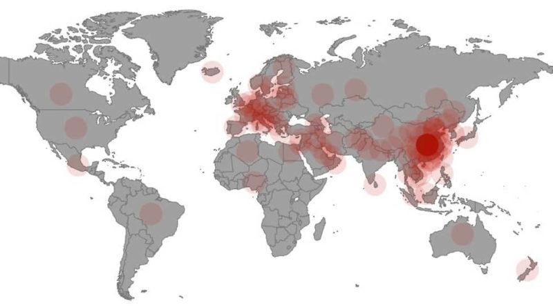 страны без коронавируса