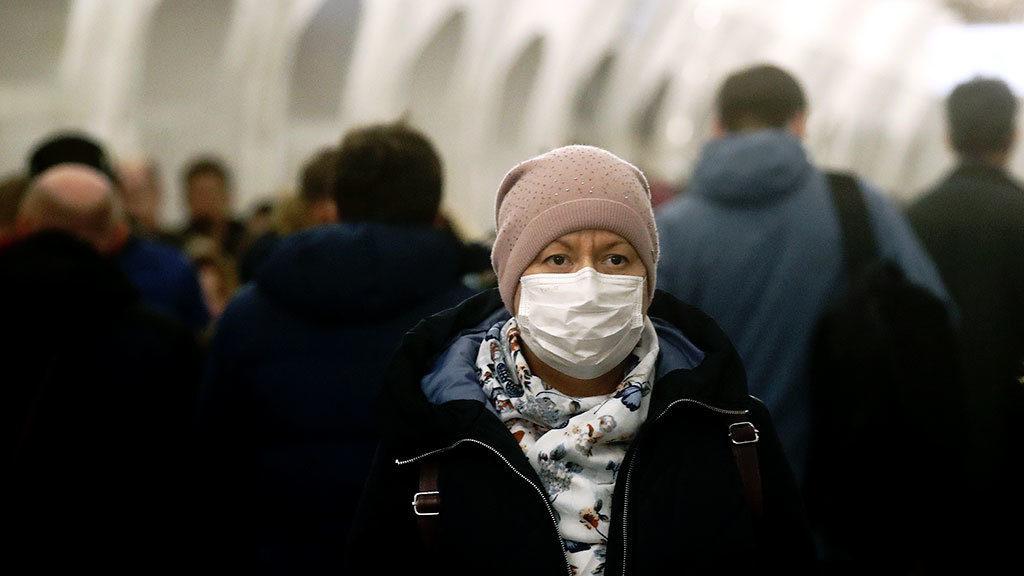 пневмония в россии