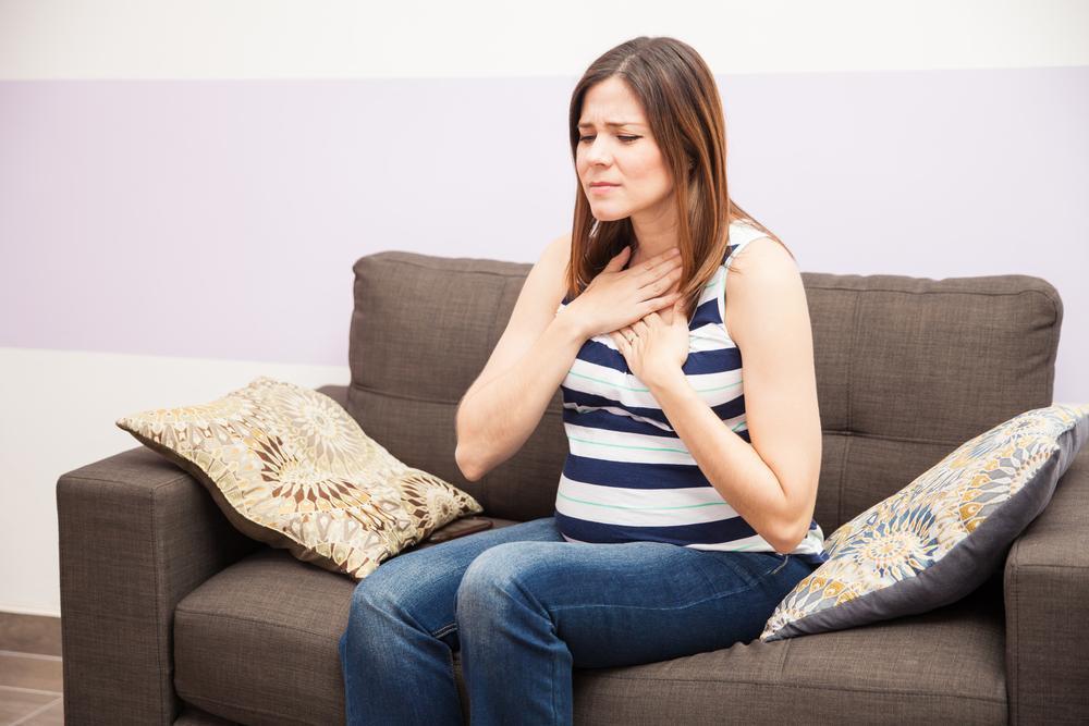 изжога на ранних сроках беременности